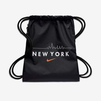 Nike Heritage City Skyline Gym Sack