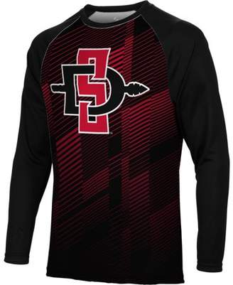 Spectrum Sublimation Men's San Diego State University Bold Long Sleeve