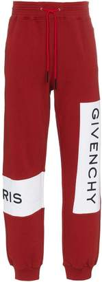 Givenchy Logo print sweatpants