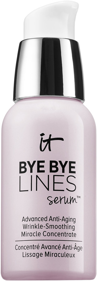 It Cosmetics IT Cosmetics - Bye Bye Lines Serum Advanced Anti-Aging Wrinkle-Smoothing Miracle Concentrate