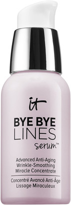 It Cosmetics Bye Bye Lines Serum Advanced Anti-Aging Wrinkle-Smoothing Miracle Concentrate