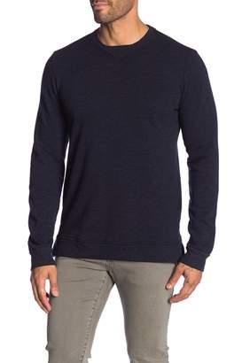Velvet by Graham & Spencer Jaspe Fleece Lined Sweater