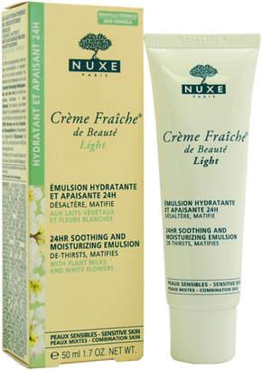 Nuxe 1.7Oz Creme Fraiche De Beaute Light Soothing And Moisturizing Emulsion