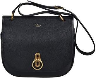 Mulberry Saddle Shoulder Bag