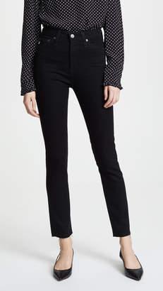 AG Jeans The Sophia Vintage Skinny Jeans