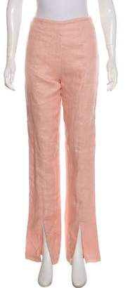 Lovers + Friends High-Rise Linen Pants w/ Tags