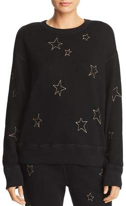 N. PHILANTHROPY Montreal Star Embroidered Sweatshirt - 100% Exclusive