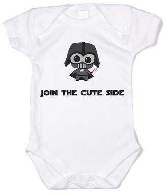 Star Wars Dittoxpression Join the Cute Side Unisex Baby Bodysuit (9MO)