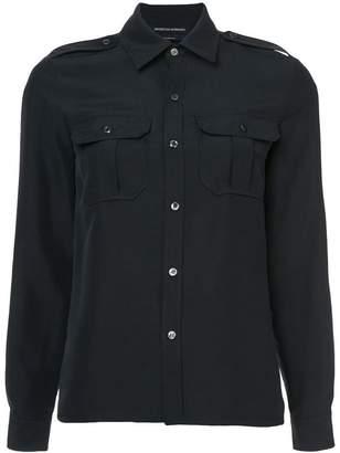 Vanessa Seward driver shirt