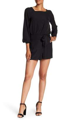 Ramy Brook Jaycee Long Sleeve Romper