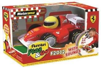 Ferrari Play & Go F2012 With Sounds, Original Sounds