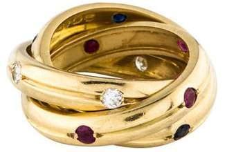 Cartier Constellation Trinity Ring