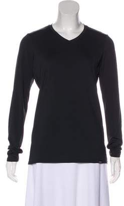 Patagonia Long Sleeve V-Neck Top