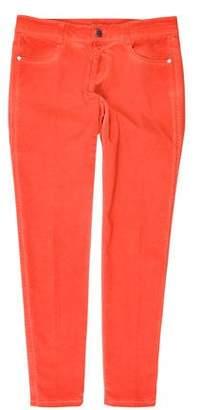 Stella McCartney Mid-Rise Straight Jeans