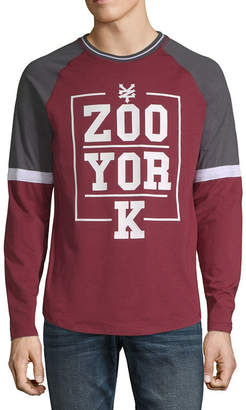 Zoo York Long Sleeve Henley Shirt