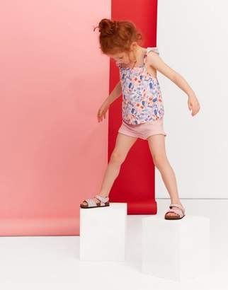 Joules Aria Frill Sun Top 1-6yr