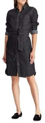 Lauren Ralph Lauren Classic Denim Shirtdress