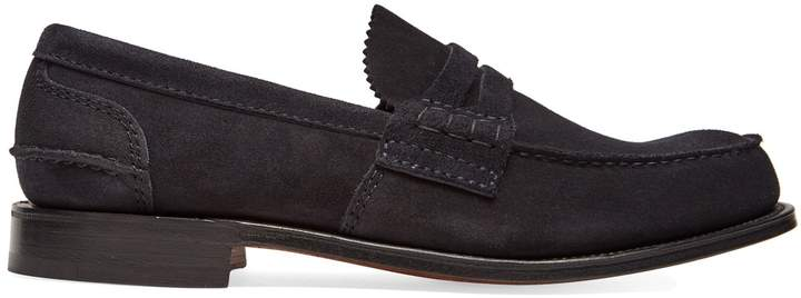 Church's CHURCH'S Pembrey suede loafers