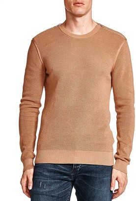 The Kooples Pearl Stitch Sweater $255 thestylecure.com