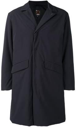 Aspesi relaxed-fit single breasted coat