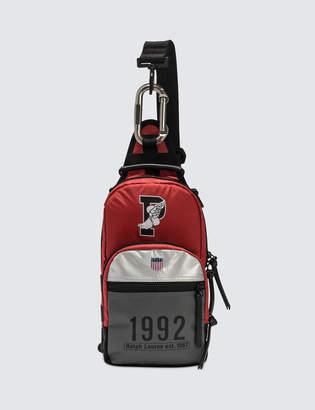 6370475e743e Polo Ralph Lauren Medium Stadium Cross-Body Nylon Bag