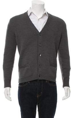 Adam Kimmel Rib Knit Cardigan