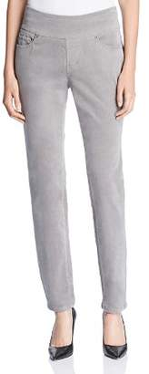 Jag Jeans Nora Skinny Corduroy Pants in Alloy