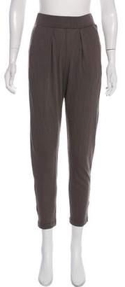 Raquel Allegra Casual Cropped Pants