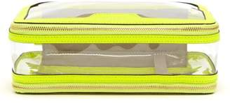 Anya Hindmarch In Flight Travel Bag - Womens - Yellow