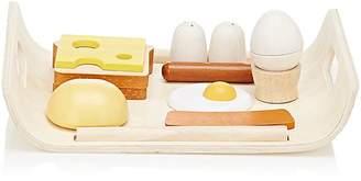 Plan Toys Breakfast Menu Play Food Set