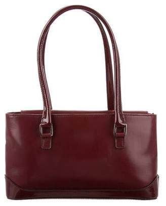 Max Mara Leather Shoulder Bag
