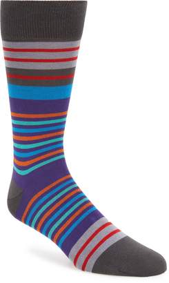 Pantherella Stripe Socks