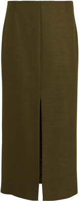 ADAM by Adam Lippes Wool-Blend Pencil Skirt