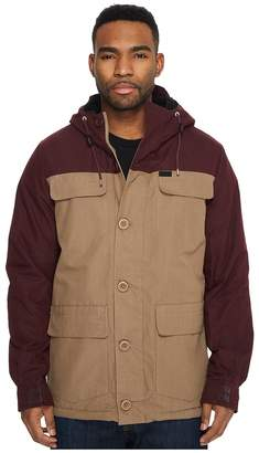 Globe Goodstock Blocked Parka Jacket Men's Coat