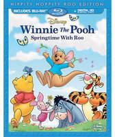 Disney Winnie the Pooh: Springtime With Roo Blu-ray