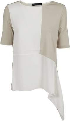 Fabiana Filippi Paneled T-shirt