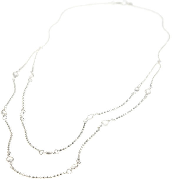 AE Multi Shape Chain Necklace
