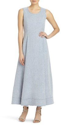Women's Lafayette 148 New York Carressa Linen Dress $498 thestylecure.com