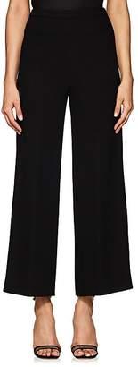 Narciso Rodriguez Women's Wool Cady Wide-Leg Pants