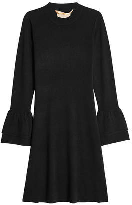 81 Hours Hada Dress in Wool and Cashmere