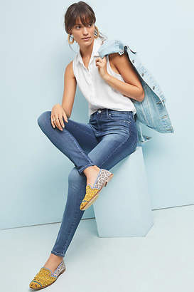 Ella Moss The High-Rise Skinny Jeans