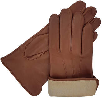 e436c65ade1ef Southcombe Gloves Hinton. Men's Silk Lined Leather Gloves