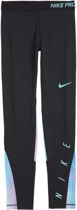 Nike Pro Print Training Tights