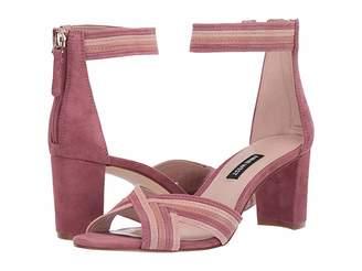 9e5b622fa11 Nine West Orange Heeled Women s Sandals - ShopStyle