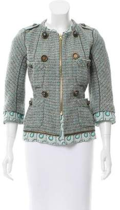 Marc Jacobs Wool Bouclé Jacket