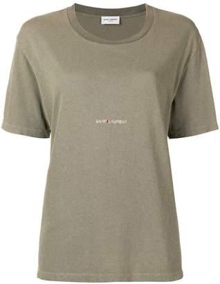 Saint Laurent Classic Square T-shirt