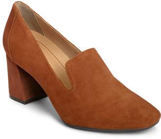 Aerosoles High Honor Block Heel Pumps Women Shoes