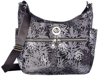 Baggallini International Bristol RFID Crossbody Hobo