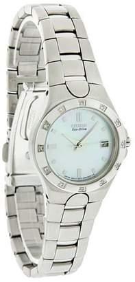 Citizen Eco-Drive Ladies' Stainless Steel Bracelet Watch