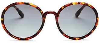 Christian Dior Women's Stellaire Round Sunglasses, 52mm